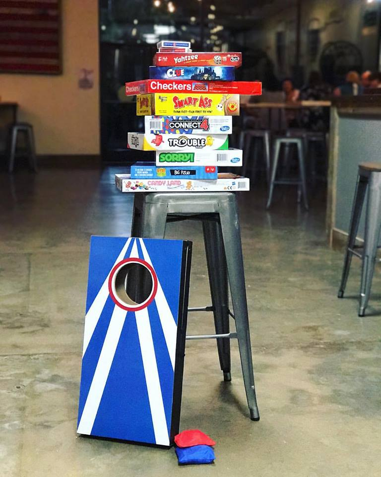 Jughandle Brewing Company Wednesday Game Night